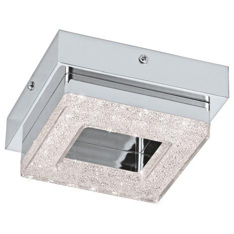 Eglo 95655 - LED Křišťálové stropní svítidlo FRADELO 1xLED/4W/230V