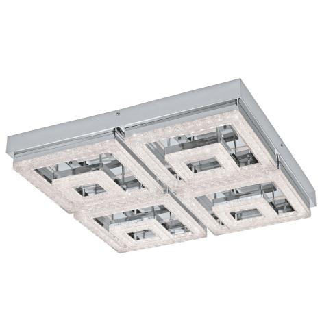 Eglo 95661 - LED Křišťálové stropní svítidlo FRADELO LED/48W/230V