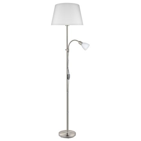 Eglo 95686 - Stojací lampa CONESA 1xE27/60W + 1xE14/40W