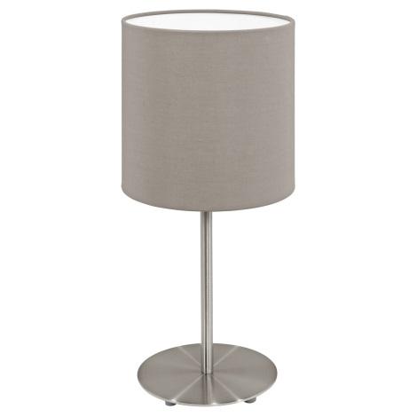 Eglo 95726- Stolní lampa PASTERI 1xE14/40W/230V