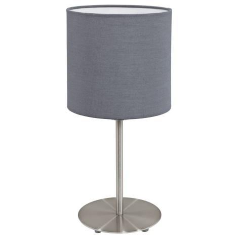 Eglo 95728- Stolní lampa PASTERI 1xE14/40W/230V