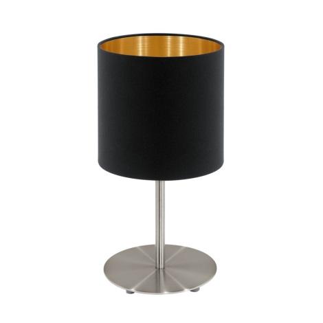 Eglo 95729- Stolní lampa PASTERI 1xE14/40W/230V