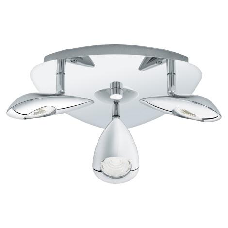 Eglo 95752 - LED Bodové svítidlo PEDREGAL 3xLED/3,3W/230V