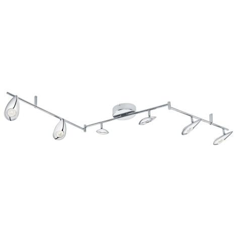 Eglo 95754 - LED Bodové svítidlo PEDREGAL 6xLED/3,3W/230V