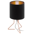 Eglo 95758- Stolní lampa NAMBIA 1 1xE14/60W/230V