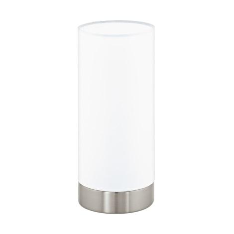 Eglo 95776 - Stolní lampa DAMASCO 1 1xE27/60W/230V