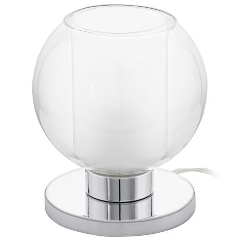 Eglo 95781 - Stolní lampa KARLO 1 1xE27/60W/230V
