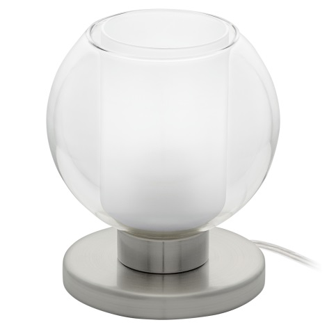Eglo 95782 - Stolní lampa KARLO 1 1xE27/60W/230V
