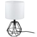 Eglo 95789- Stolní lampa CARLTON 2 1xE14/60W/230V