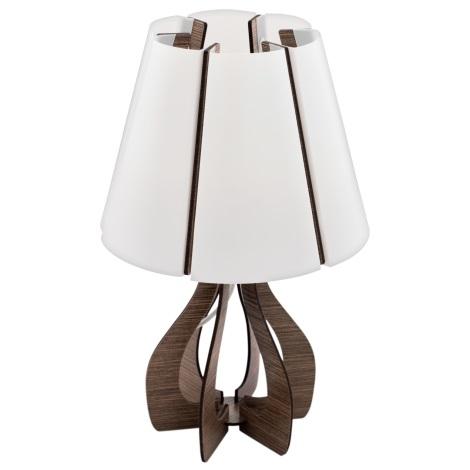 Eglo 95795 - Stolní lampa COSSANO 1xE14/40W/230V