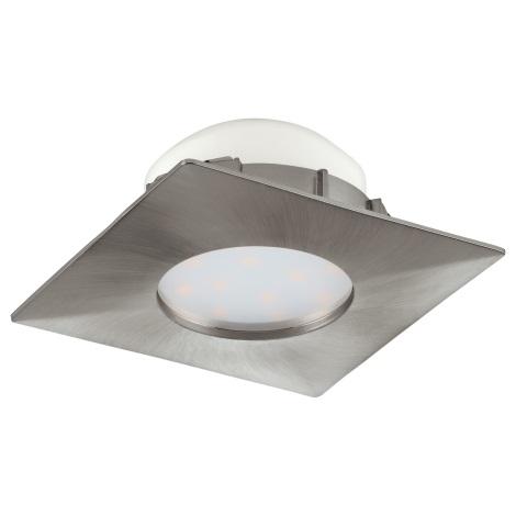 Eglo 95799- LED podhledové svítidlo PINEDA 1xLED/6W/230V