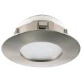 Eglo 95806 - LED podhledové svítidlo PINEDA 1xLED/6W/230V