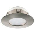 Eglo 95813 - LED podhledové svítidlo PINEDA 1xLED/6W/230V