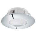 Eglo 95818 - LED podhledové svítidlo PINEDA 1xLED/6W/230V