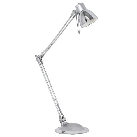 Eglo 95829 - LED stolní lampa PLANO 1xGU10-LED/4W/230V