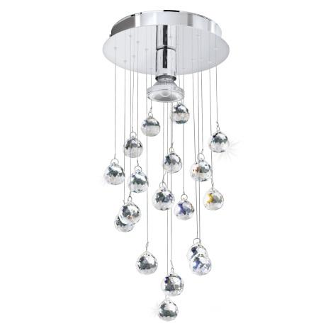 Eglo 95834 - LED Stropní svítidlo LUXY LED 1xGU10-LED/4W/230V