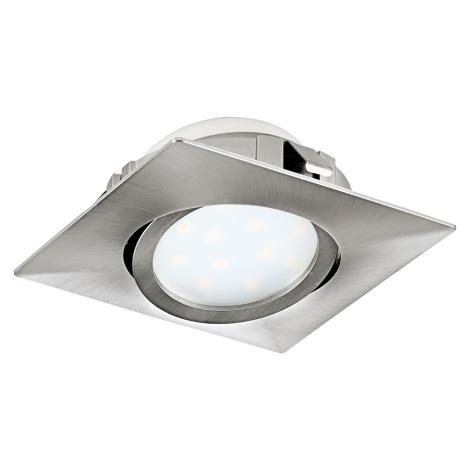 Eglo 95843 - LED podhledové svítidlo PINEDA 1xLED/6W/230V
