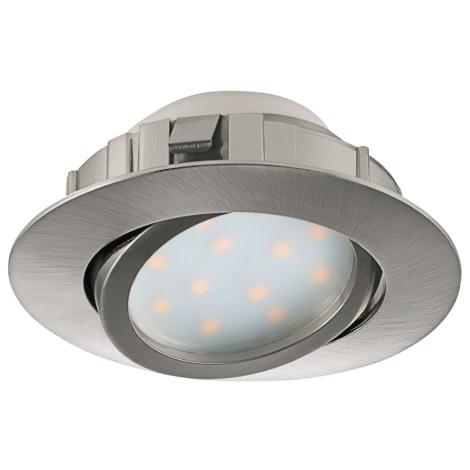 Eglo 95849 - LED podhledové svítidlo PINEDA 1xLED/6W/230V