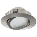 Eglo 95856 - LED podhledové svítidlo PINEDA 1xLED/6W/230V