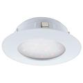 Eglo 95867 - LED podhledové svítidlo PINEDA 1xLED/12W/230V