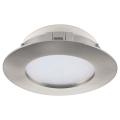 Eglo 95869- LED podhledové svítidlo PINEDA 1xLED/12W/230V