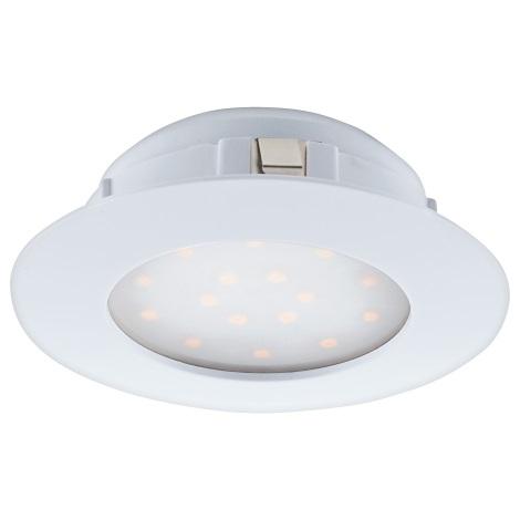 Eglo 95874- LED podhledové svítidlo PINEDA 1xLED/12W/230V