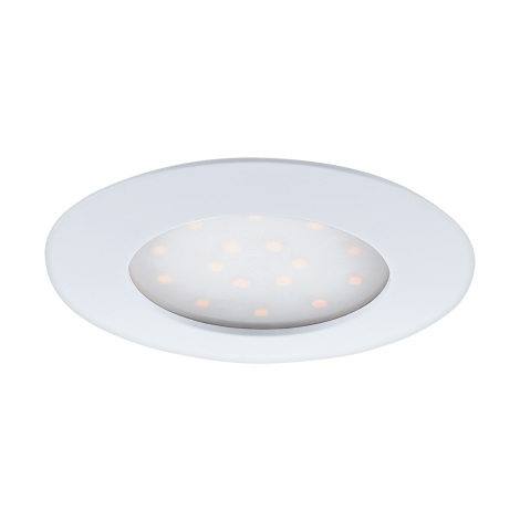 Eglo 95887- LED podhledové svítidlo PINEDA 1xLED/12W/230V