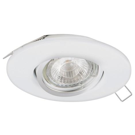 Eglo 95894 - LED podhledové svítidlo PENETO 1 1xGU10-LED/3W/230V