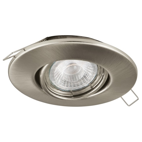 Eglo 95898 - LED podhledové svítidlo PENETO 1 1xGU10-LED/3W/230V