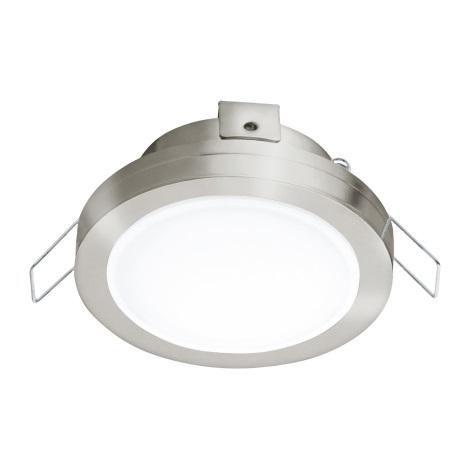 Eglo 95918 - LED koupelnové podhledové svítidlo PINEDA 1 1xLED/6W/230V
