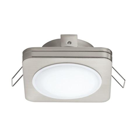 Eglo 95921- LED koupelnové podhledové svítidlo PINEDA 1 1xLED/6W/230V