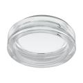 Eglo 95922- LED koupelnové podhledové svítidlo PINEDA 1 1xLED/6W/230V IP44