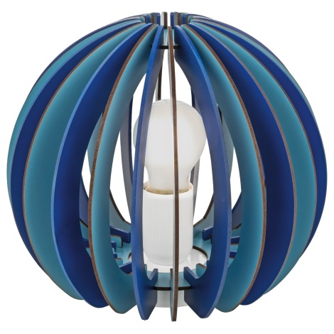 Eglo 95951 - Stolní lampa FABELLA 1xE27/42W/230V