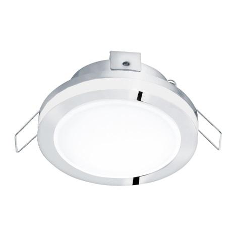 Eglo 95962- LED koupelnové podhledové svítidlo PINEDA 1 1xLED/6W/230V