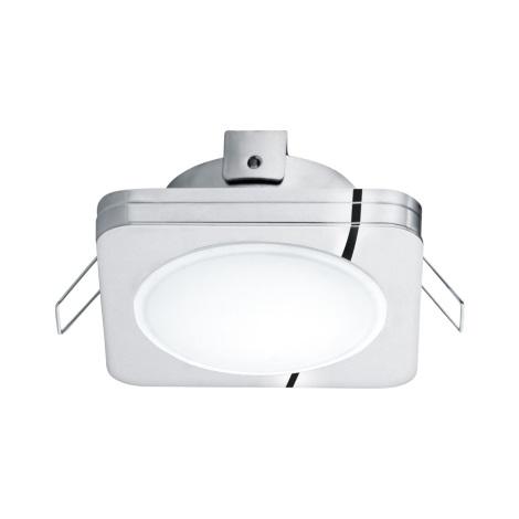 Eglo 95963- LED koupelnové podhledové svítidlo PINEDA 1 1xLED/6W/230V