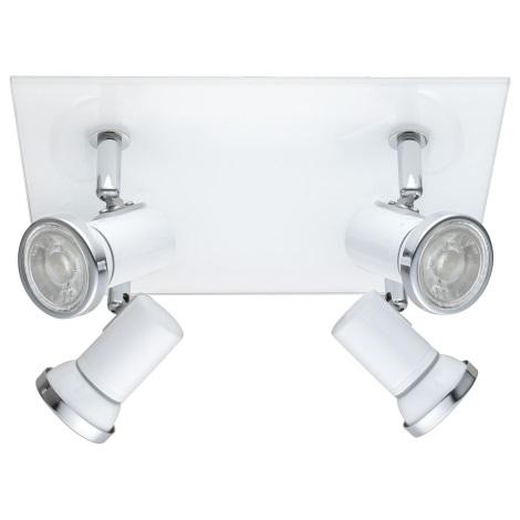 Eglo 95995 - LED koupelnové bodové svítidlo TAMARA 1 4xGU10-LED/3,3W/230V