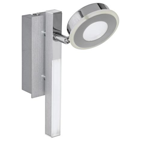 Eglo 95996 - Bodové světlo CARDILLIO 1xLED/3,3W + 1xLED/2,2W/230V