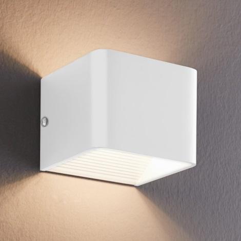 Eglo 96047 - LED nástěnné svítidlo SANIA 3 LED/6W/230V