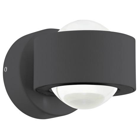 Eglo 96049 - LED nástěnné svítidlo ONO 2 2xLED/2,5W/230V