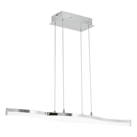 Eglo 96101 - LED lustr LASANA 2 2xLED/10,5W/230V