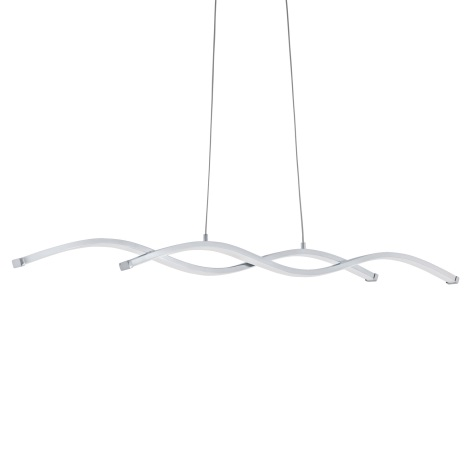 Eglo 96103 - LED lustr LASANA 2 2xLED/9W/230V