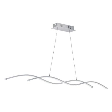 Eglo 96104 - LED lustr LASANA 2 2xLED/14W/230V