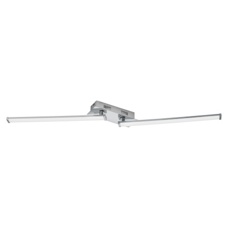 Eglo 96107 - LED stropní svítidlo LASANA 2 2xLED/9W/230V