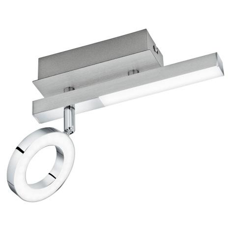 Eglo 96178 - Bodové světlo CARDILLIO 1 1xLED/3,2W + 1xLED/2,2/230V