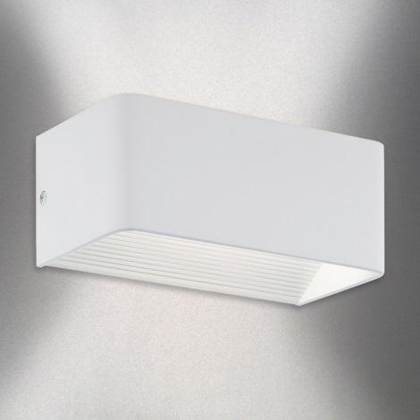 Eglo 96205 - LED nástěnné svítidlo SANIA 3 LED/5W/230V