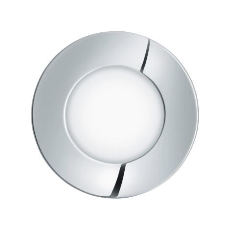 Eglo 96242 - LED koupelnové podhledové svítidlo FUEVA 1 1xLED/2,7W/230V