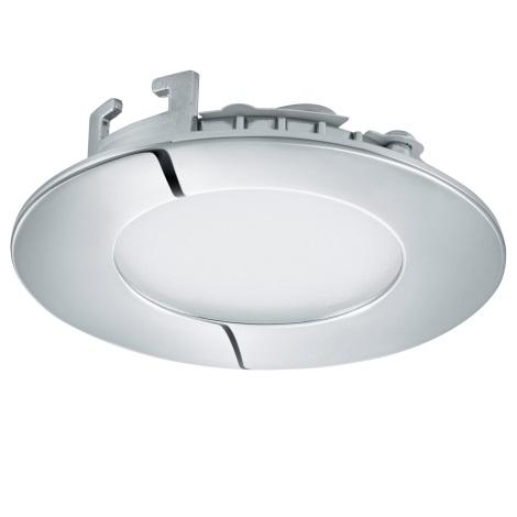 Eglo 96243 - LED koupelnové podhledové svítidlo FUEVA 1 1xLED/2,7W/230V IP44