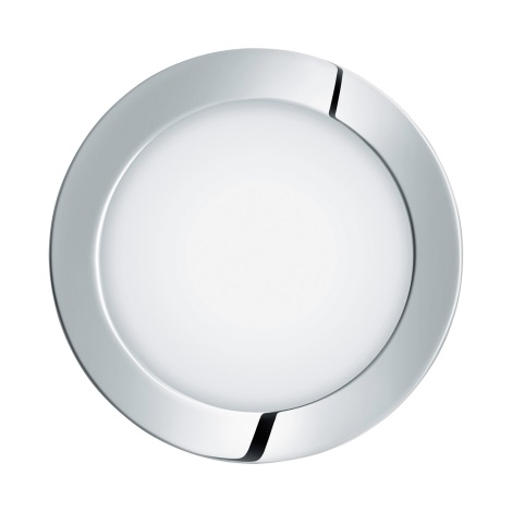 Eglo 96244 - LED koupelnové podhledové svítidlo FUEVA 1 1xLED/10,9W/230V