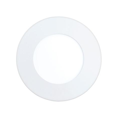 Eglo 96248 - LED koupelnové podhledové svítidlo FUEVA 1 1xLED/2,7W/230V