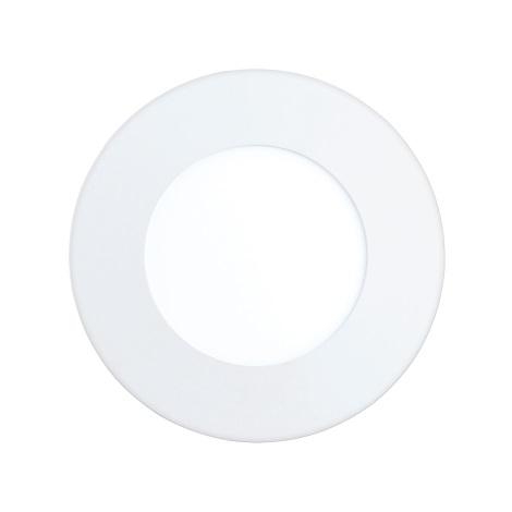 Eglo 96249 - LED koupelnové podhledové svítidlo FUEVA 1 1xLED/2,7W/230V